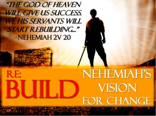 Re:Build - Nehemiah's Vision for Change